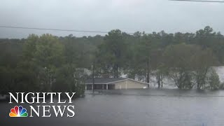 North Carolina Communities Face Flooding After Florence Rains | NBC Nightly News