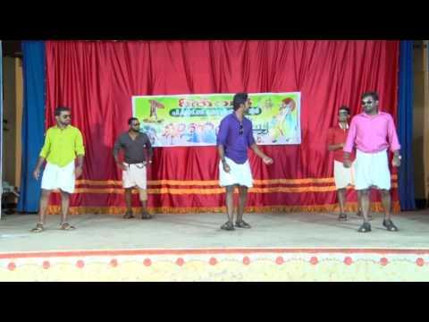 Funny Fusion Dance . . Avalu Vendra Ivalu Vendra . . . . Abhilash C S & Friends . . . .