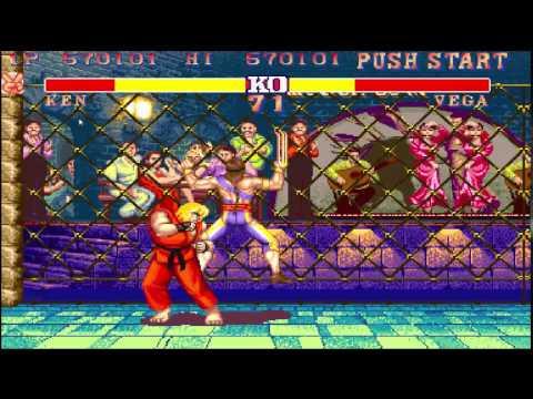 Çocuklugumun Oyunları / Street Fighter 2 / Atari Oyunları