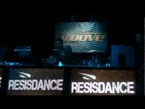 [25/02/2012] Christian Millan @ Harder Resisdance (Sala Groove)