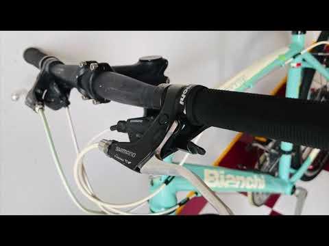 Bicycle  Beach Bianchi Camaleonte Sports Full Aluminum