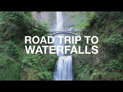 WATERFALL ROAD TRIP | Columbia River Gorge, Oregon