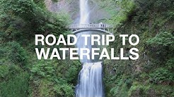 "WATERFALL ROAD TRIP | <span id=""columbia-river-gorge"">columbia river gorge</span>, Oregon ' class='alignleft'>Multnomah Falls, Columbia River Gorge. Multnomah falls is one of the most accessible waterfalls in the area, with pullouts and access trails from both the Historical Columbia River Gorge Highway and Interstate I-84. Being so accessible it is also the most crowded of any of the waterfalls in the gorge.</p> <p><a href="