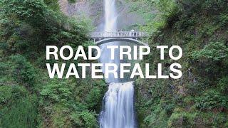 WATERFALL ROAD TRIP | Columbia River Gorge, Oregon