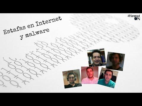 Estafas en Internet, ransomware y otros malware