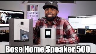 Bose Home Speaker 500 | Is it worth the Money