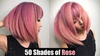 50 Shades of Rose