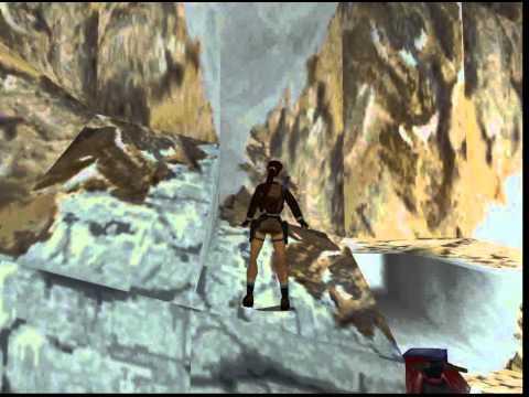 Tomb Raider II - Level 11 - Tibetan Foothills