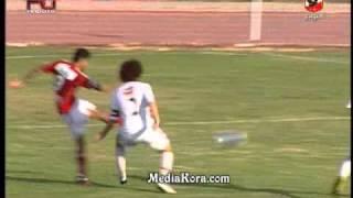 الزمالك 0-1 الأهلي - ستاد الأهلي