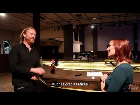 Interview with MIKAEL STANNE from DARK TRANQUILLITY spanish subtitles - November 2013, MetalZone
