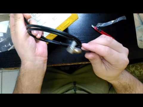 UNBOXING антенный кабель 731353 для мобильных кпк Ashtech Promark 120-220