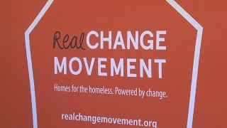 Real Change Movement Press Conference on August 13th, 2014