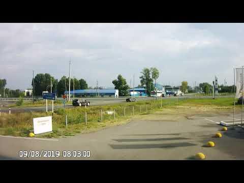 Жесткое ДТП на М-5 в Кузнецке