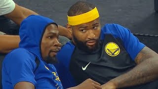 Kevin Durant Tries To Join The Lakers After LeBron James Half Court Shot (Parody)