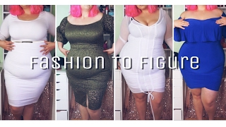 Fashion To Figure Plus Size Haul | Dresses