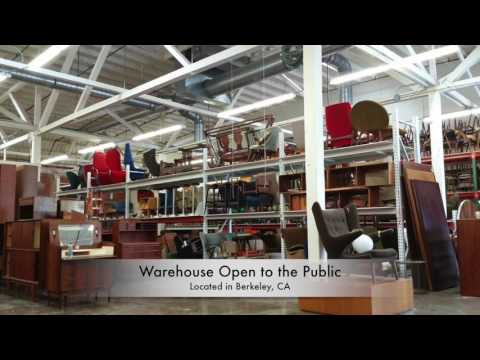 Midcentury Furniture San Francisco - Antiques and Modern