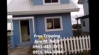 House and Lot For Sale in San Fernando Pampanga Solana Arizza 2Bedrooms