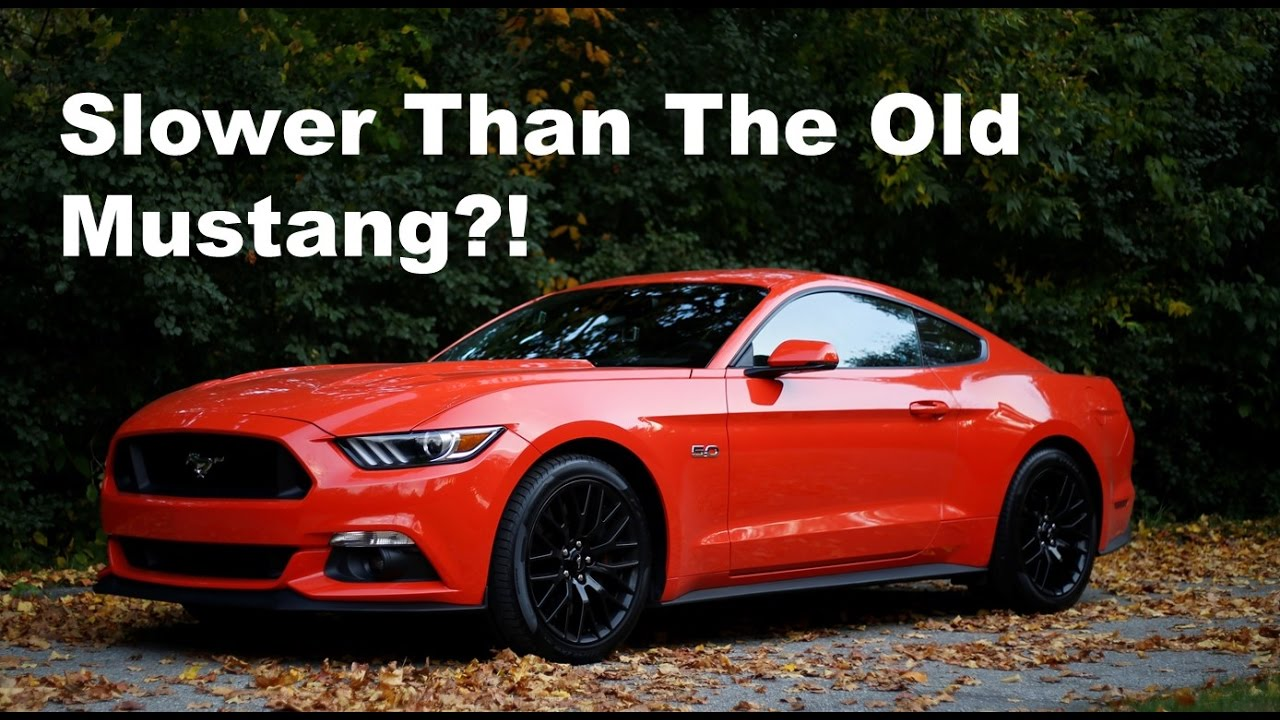 5 Things Ford Did Wrong On The Mustang GT!