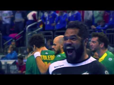 Russia 23:25 Brazil (Group A) | IHFtv - Germany Denmark 2019