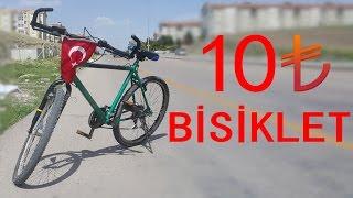 10TL'ye Bisiklet Toplama