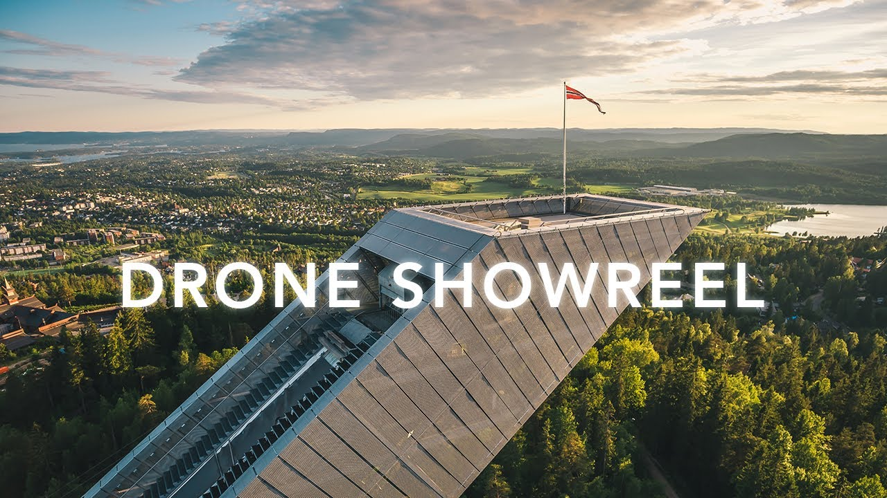 Dmitry Tkachenko - Drone Showreel 4K