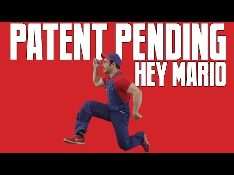 Patent Pending - Hey Mario (Official Music Video)