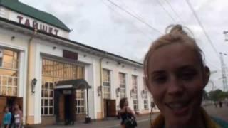 Москва-Владивосток: виртуальное путешествие на картах Google