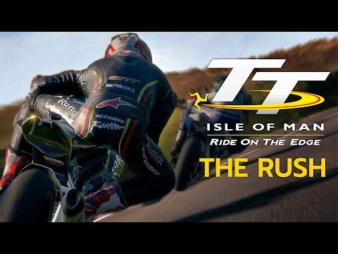 TT Isle of Man - Ride on the Edge - The RUSH