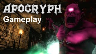 Apocryph Gameplay / Download Free Alpha version of Apocryph!