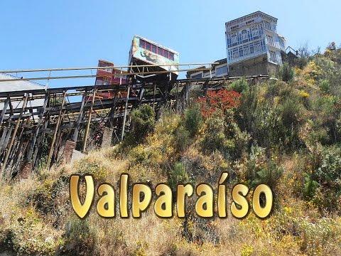 Valparaíso, Chile Rundreise, Doku mit Sehenswürdigkeiten, 2/19