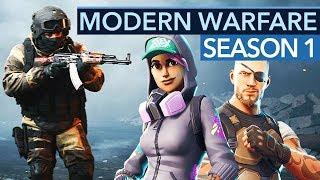 FORTNITE macht Modern Warfare besser - Ärger gibt's trotzdem!