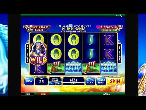 🐺 Age Of The Gods: King Of Olympus | Real Play | £1 Stake | Double Or Nothing! 🐺