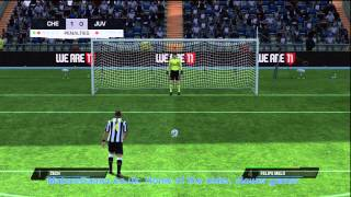 fifa 2011 demo penalty shoot out.