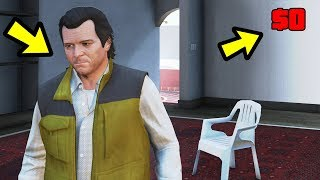 Playing GTA 5 Singleplayer with NO MONEY