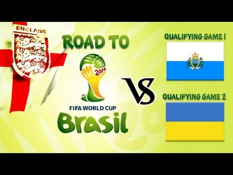 [TTB] FIFA 13 - Road to the World Cup 2014 - Qualifying Match Days 1 and 2 - A long Road Ahead!