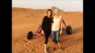 2015 Dubai - Dune Buggy, High Tea at Burj Khalifa, Horse Races