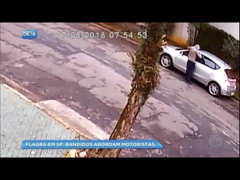 Polícia prende quadrilha que aterrorizava motoristas no ABC