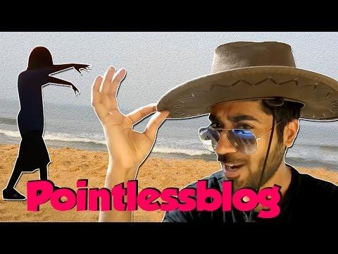 Pointlessblog | How To Goa | PK Vlog | India | Travel Tips | Funny | Mega Bites