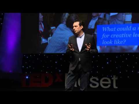 Inside a Curious Mind: Bas Verhart at TEDxReset 2013
