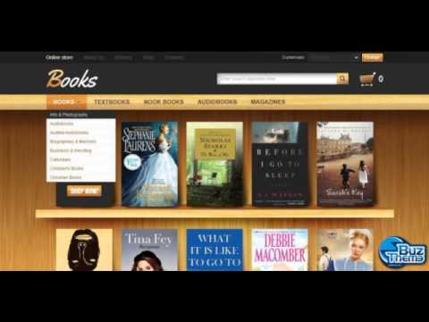 download book store virtuemart templatemercury tm - youtube, Powerpoint templates