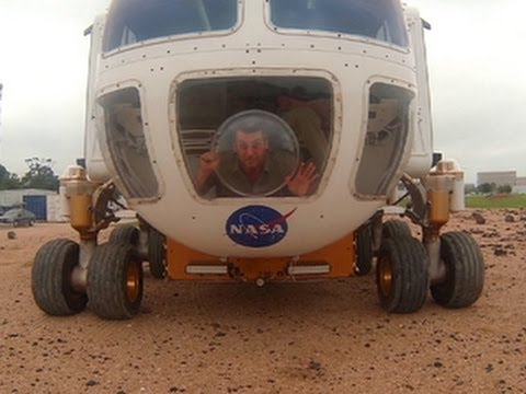 Always On - Roving the Moon and Mars in NASA's concept space explorer
