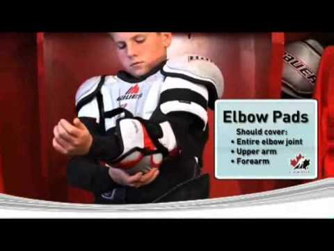 Hockey Canada - Equipment Fitting