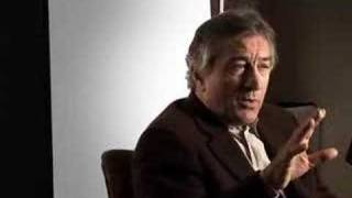 DeNiro Talks about Once Upon A Time In America