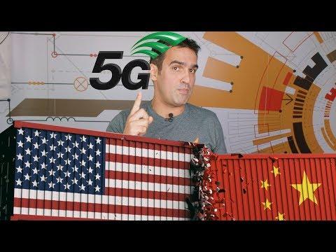 HUAWEI si 5G: Ce se intampla si de ce?