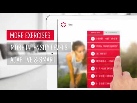 Introducing the Johnson & Johnson Official 7 Minute Workout App
