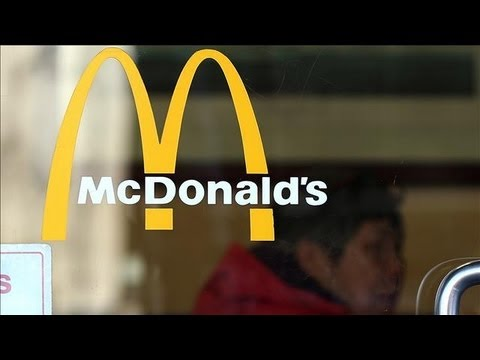 McDonald's Sales Fall, A Bad Omen for Fast Food