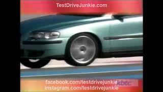 MW 2004 Volvo S60R Test Drive