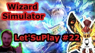 Simulateur Wizard - Let'SuPlay #22 -Roblox