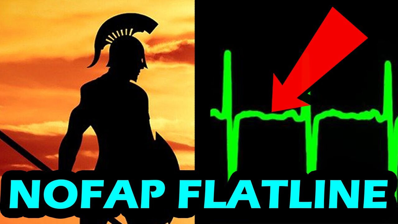 NOFAP FLATLINE (What you NEED TO KNOW) - YouTube