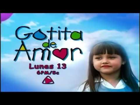 Gotita De Amor Promo Youtube